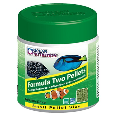 Ocean Nutrition Formula Two Pellets 100g