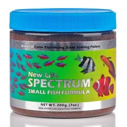 New Life International Small Fish Formula, Sinking Pellet Food