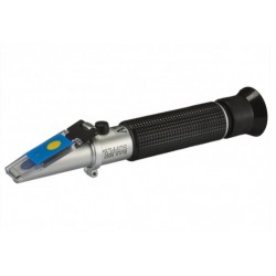 LED REFRACTOMETER FOR READING SALINITY