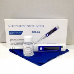 Digital Salinity Meter-SeaSideAquatics (Refractometro)