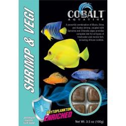 Congelado Shrimp & vegi COBALT