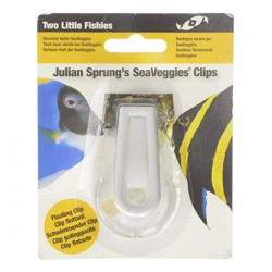 Clip para alga (SeaVeggies Clips) Two Little Fishies