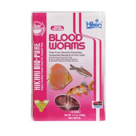 HIKARI Congelado Blood Worms